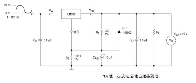 lm317应用电路